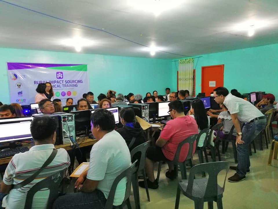 DICT Rural Impact Sourcing, Bert Padilla, Ormoc City 1