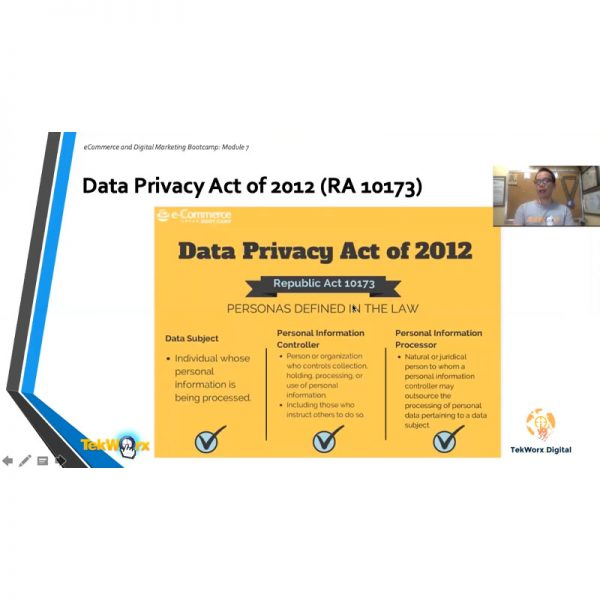 Learn the importance and compliance of the Data Privacy Act in order to protect your online business, employees, clients, and customers.