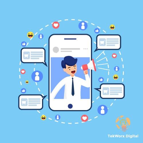 Social Media Tools and Profile Creation