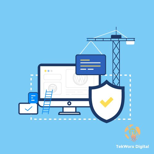 WordPress Site Development and Security
