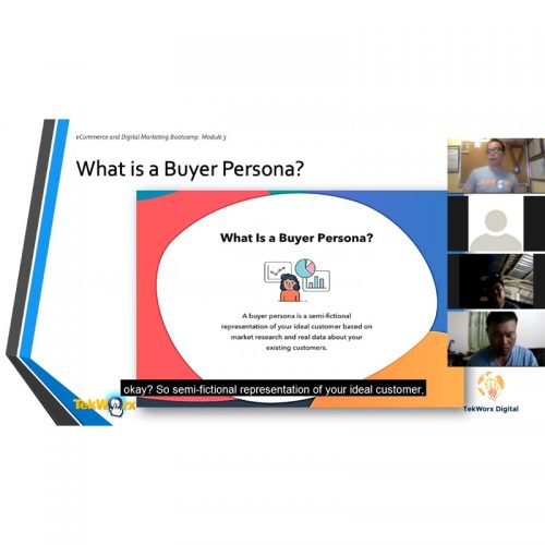 Buyer Persona and Client Avatar Creation