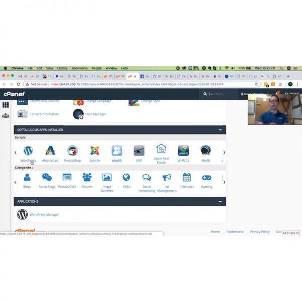 WordPress Site Development and Security