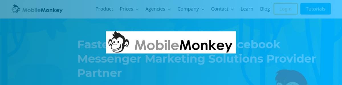 MobileMonkey is a chatbot builder for the Messenger platform.