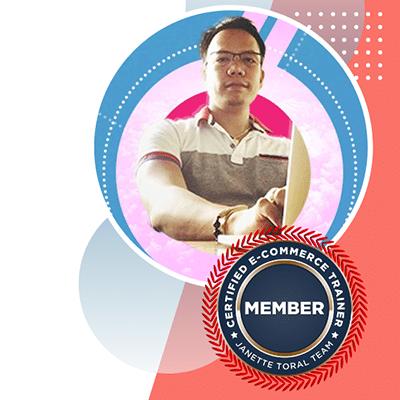 Bert Padilla - Certified E-Commerce Trainer