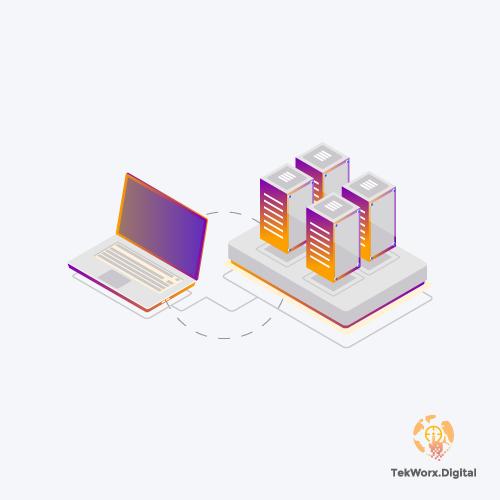 TekWorx Web Hosting Renewal (PRO 1-Year Plan)