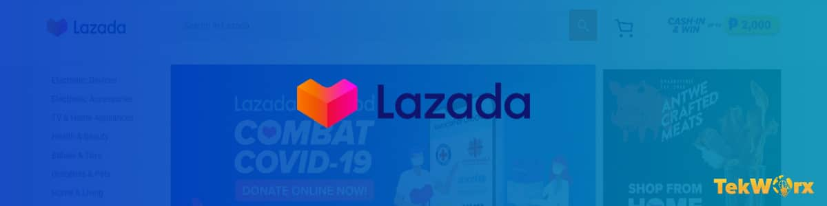 LazadaPH in Covid-19