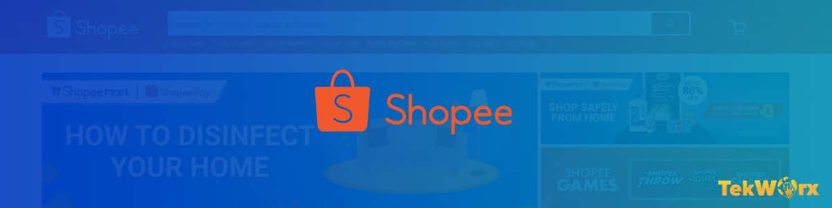 Shopee in Covid-19