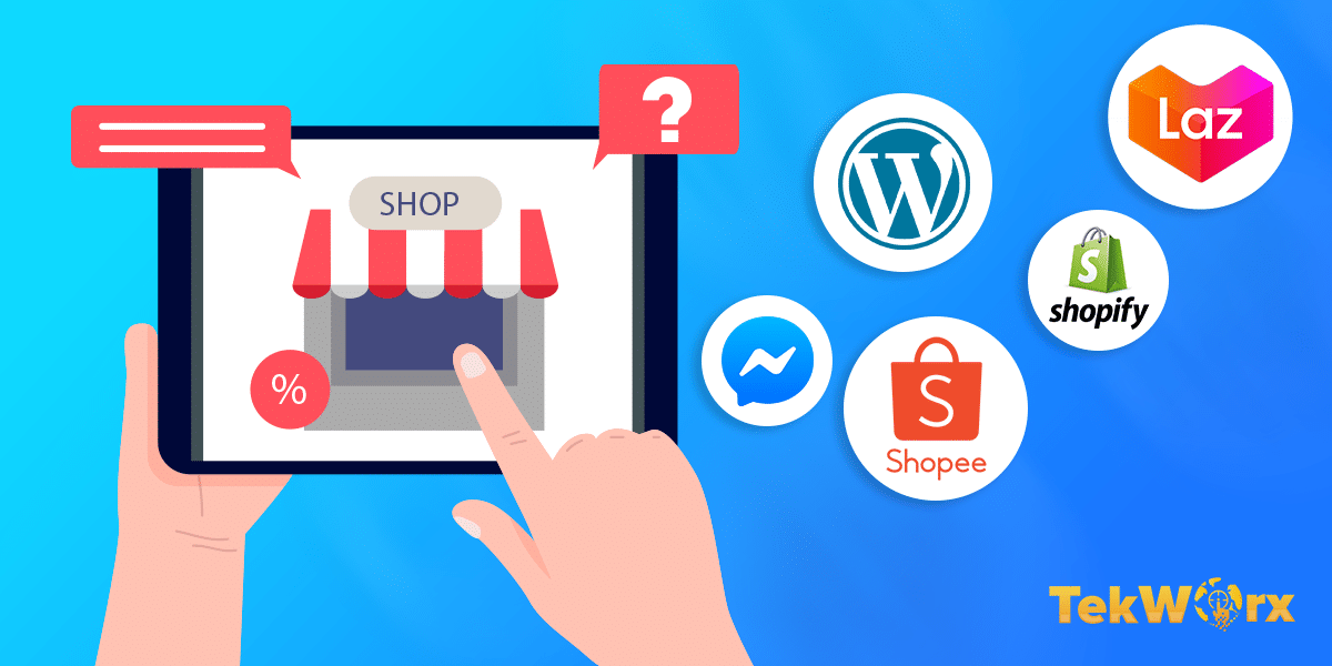 Read more about the article How to Create an Online Store?