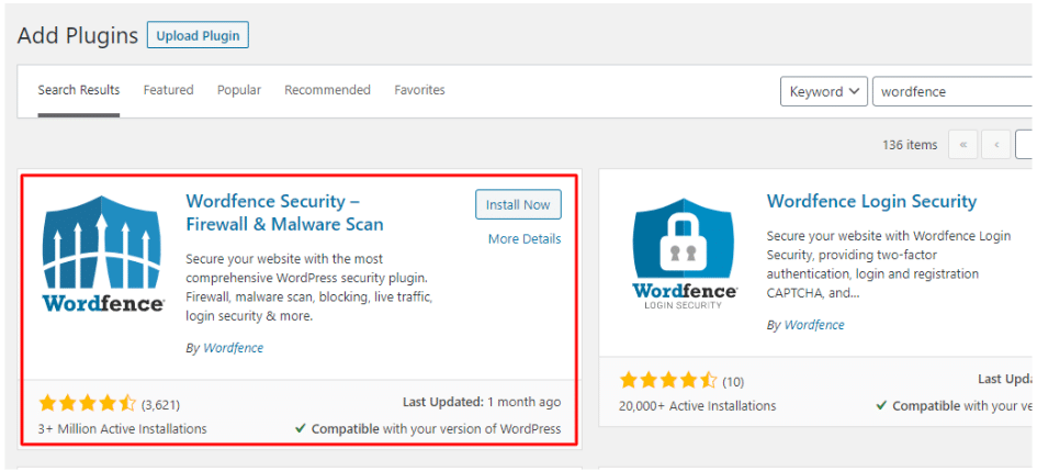 WordFence for Hacked WordPress Site