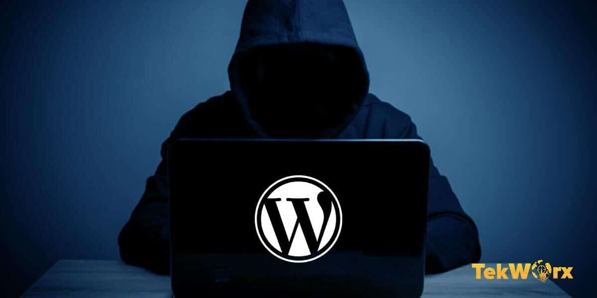 WordPress Website Hacked, Users Unable to Login